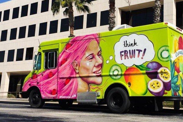 guanabana food truck